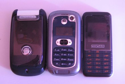 Téléphones Alcatel