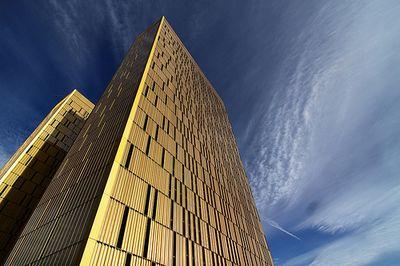 Cour européenne de justice à Luxembourg