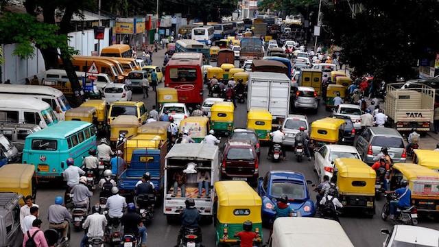 Le gouvernement indien ne veut pas de véhicules autonomes